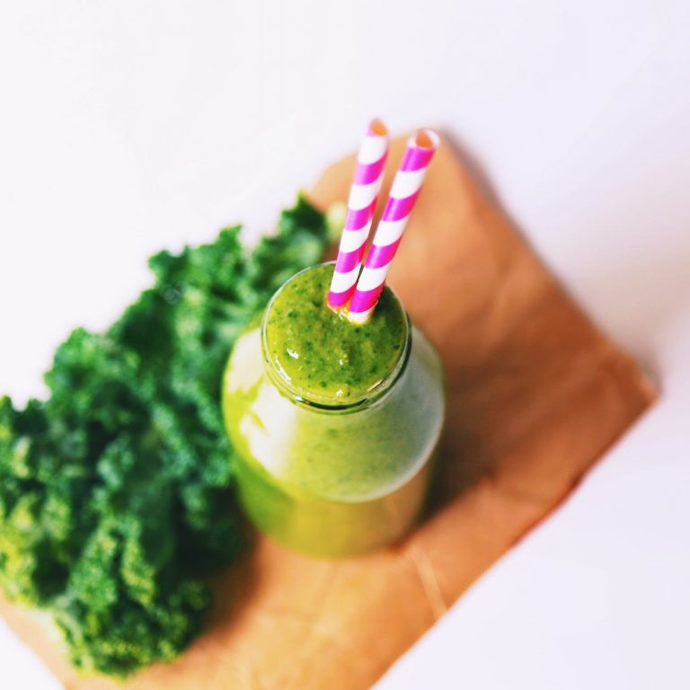 Are you thick? My morning smoothie and using a spoon